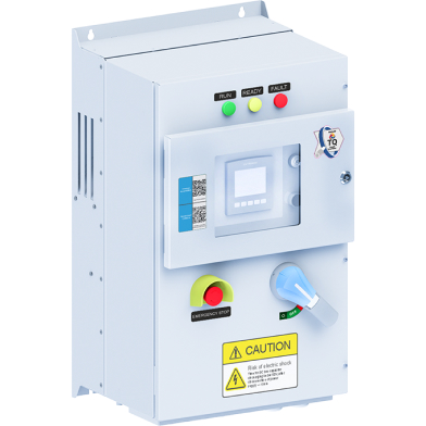 vfd well pump, technology automation, industrial automation solutions, abb variable frequency drive